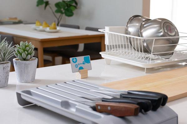 キッチンにエアデザインカード